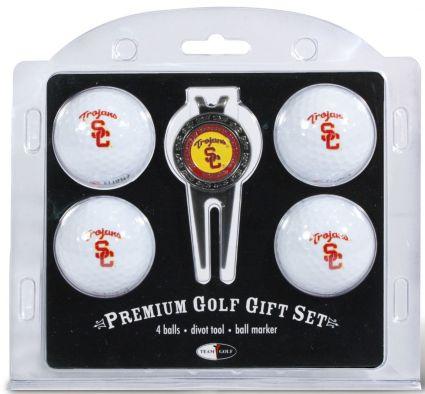 Team Golf USC Trojans Golf Ball/Divot Tool Set