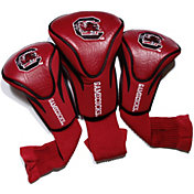 Team Golf South Carolina Gamecocks Contour Headcovers - 3-Pack
