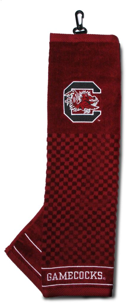 Team Golf South Carolina Gamecocks Embroidered Towel