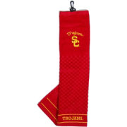 Team Golf USC Trojans Embroidered Golf Towel