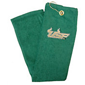 Team Golf South Florida Bulls Embroidered Towel
