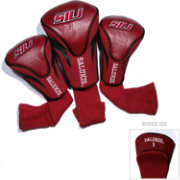 Team Golf Southern Illinois Salukis Contour Headcovers - 3-Pack