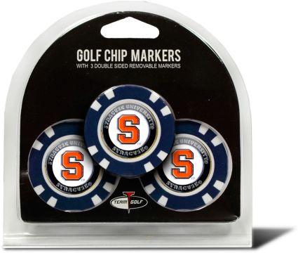 Team Golf Syracuse Orange Golf Chips - 3 Pack