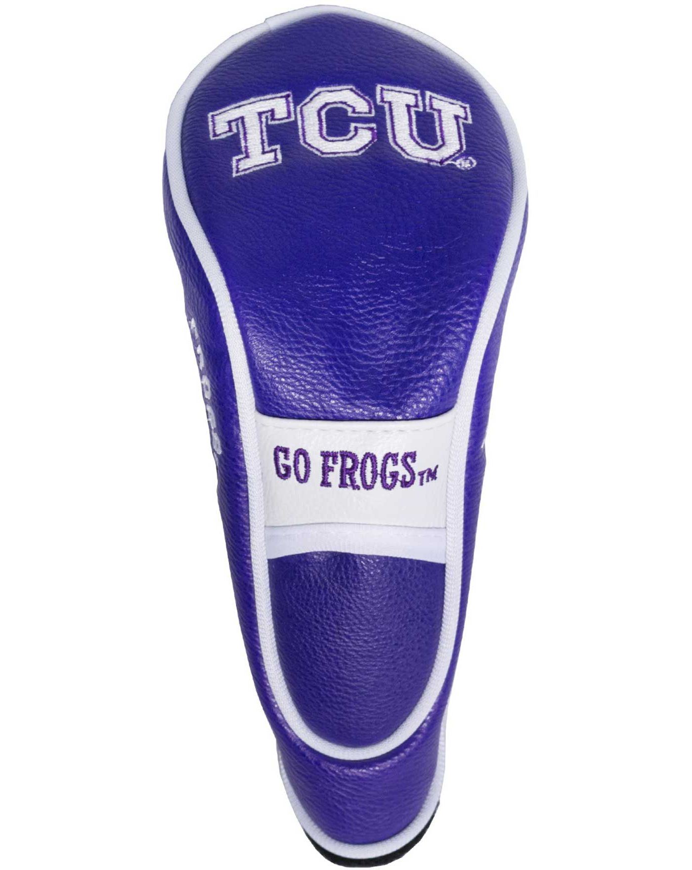 Team Golf TCU Horned Frogs Hybrid Headcover