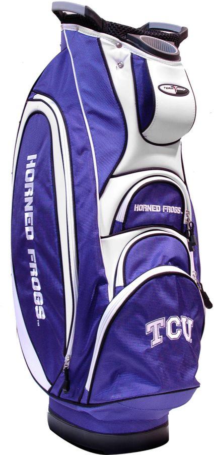 Team Golf Victory TCU Horned Frogs Cart Bag