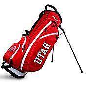 Team Golf Utah Utes Stand Bag