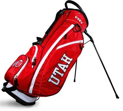 Team Golf Fairway Utah Utes Stand Bag