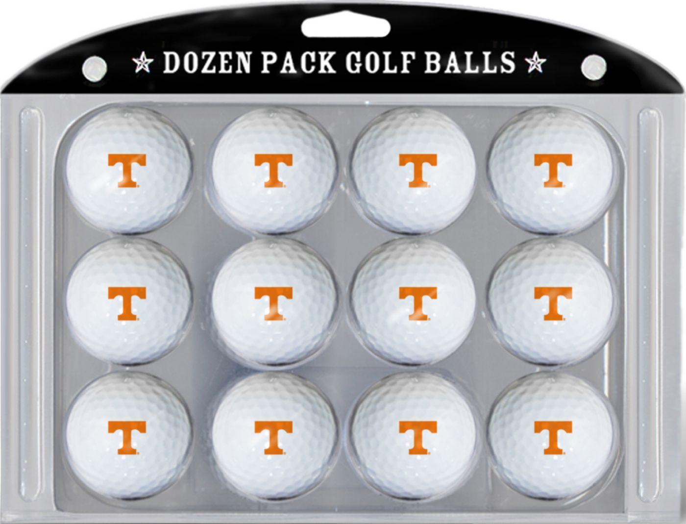 Team Golf Tennessee Volunteers Golf Balls