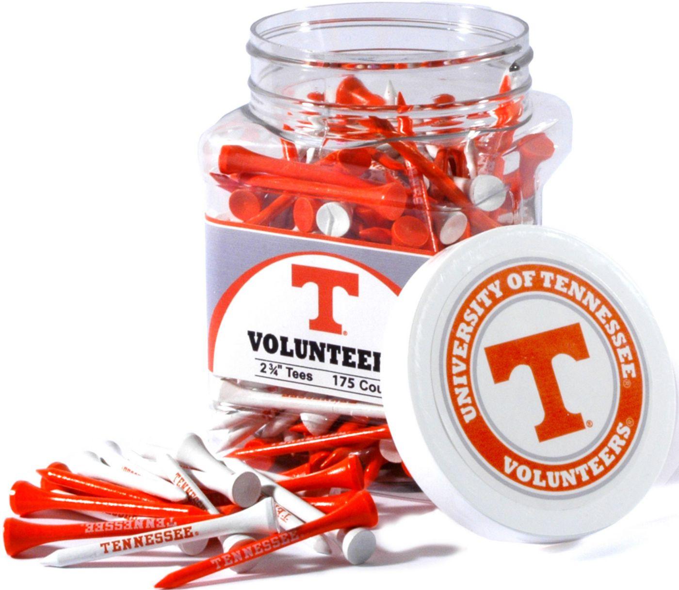 Team Golf Tennessee Volunteers Tee Jar - 175 Pack