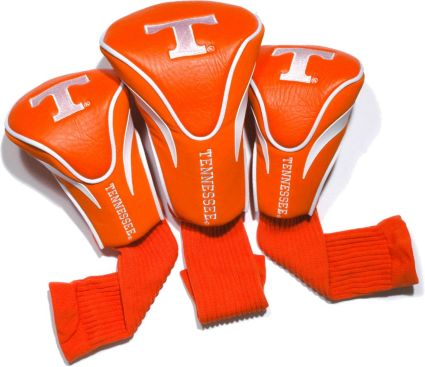 Team Golf Tennessee Volunteers Contour Sock Headcovers - 3 Pack