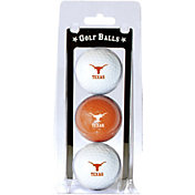 Team Golf Texas Longhorns Golf Balls - 3-Pack