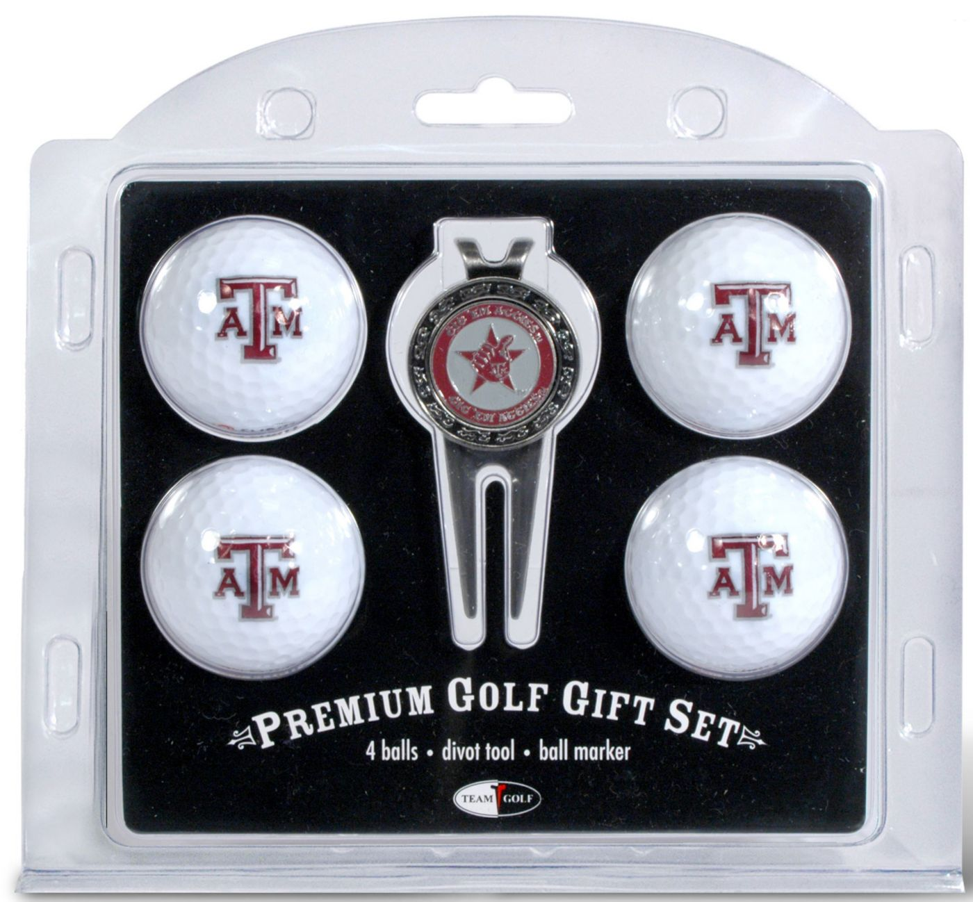 Team Golf Texas A&M Aggies Golf Ball/Divot Tool Set