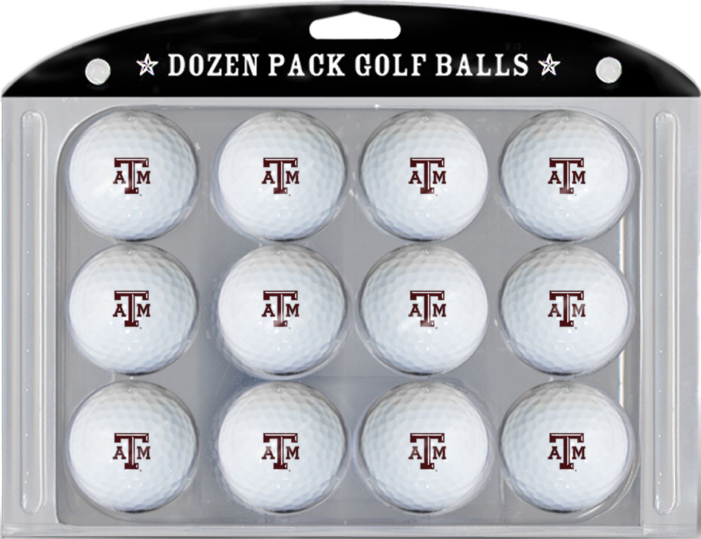 Team Golf Texas A&M Aggies Golf Balls