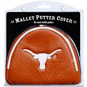 Team Golf Texas Longhorns Mallet Putter Cover