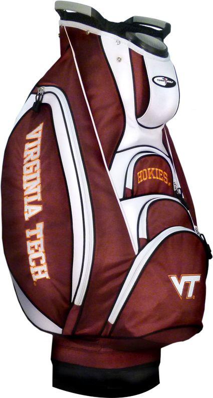 Team Golf Victory Virginia Tech Hokies Cart Bag