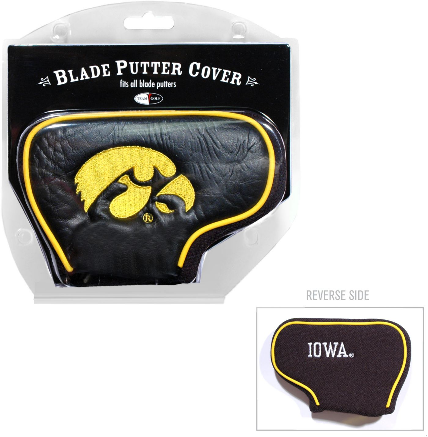 Team Golf Iowa Hawkeyes Blade Putter Cover