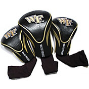 Team Golf Wake Forest Demon Deacons Contour Headcovers - 3-Pack