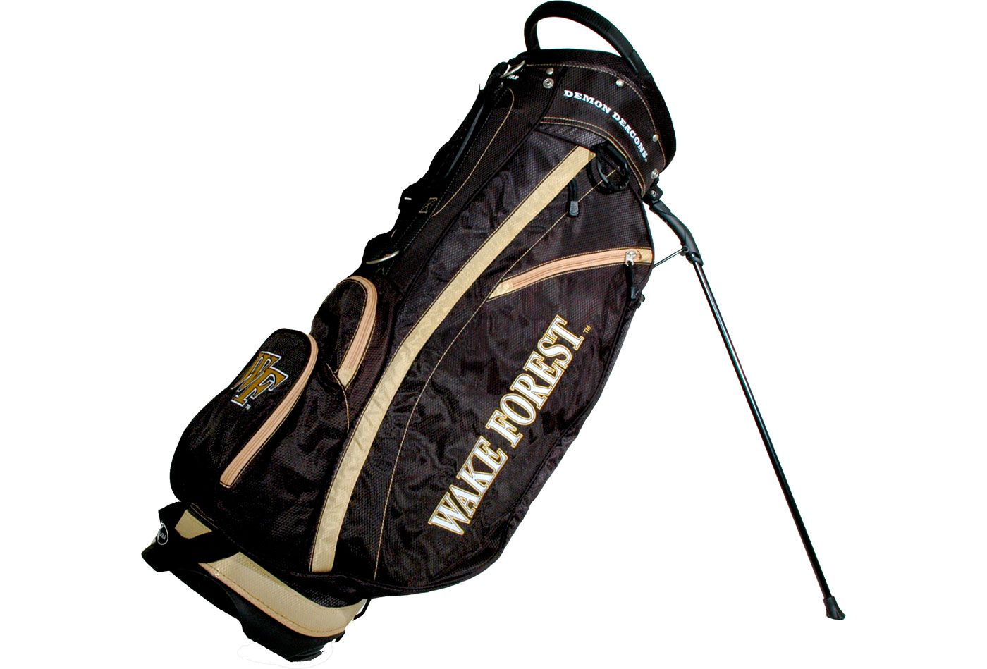 Team Golf Fairway Wake Forest Demon Deacons Stand Bag