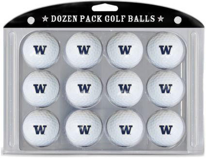 Team Golf Washington Huskies Golf Balls