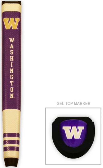 Team Golf Washington Huskies Putter Grip