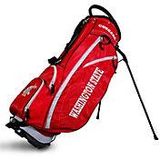 Team Golf Washington St. Cougars Fairway Stand Bag