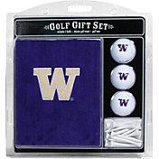 Team Golf Washington Huskies Embroidered Towel Gift Set