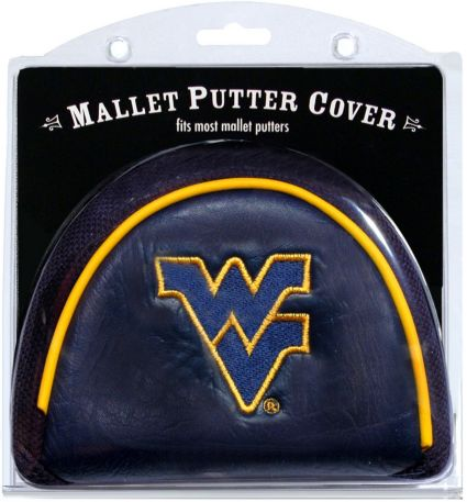 Team Golf West Virginia Mountaineers Mallet Putter Cover