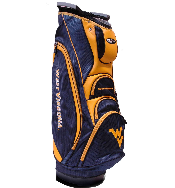 Team Golf Victory West Virginia Mountaineers Cart Bag