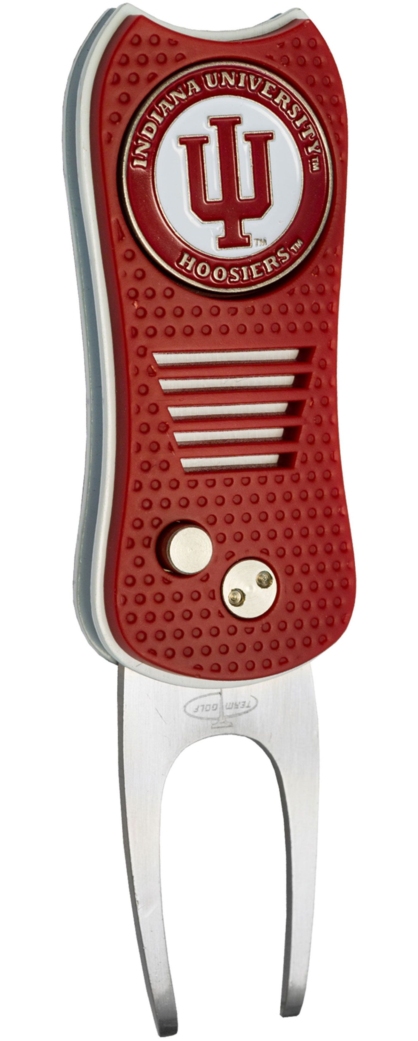 Team Golf Indiana Hoosiers Switchfix Divot Tool