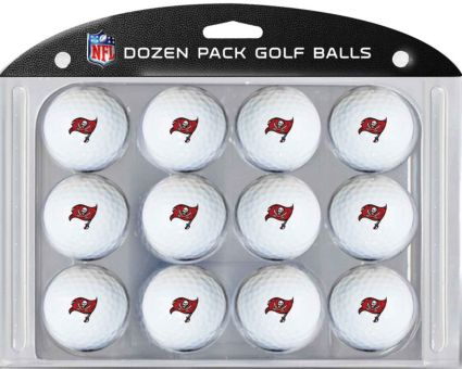 Team Golf Tampa Bay Buccaneers Golf Balls