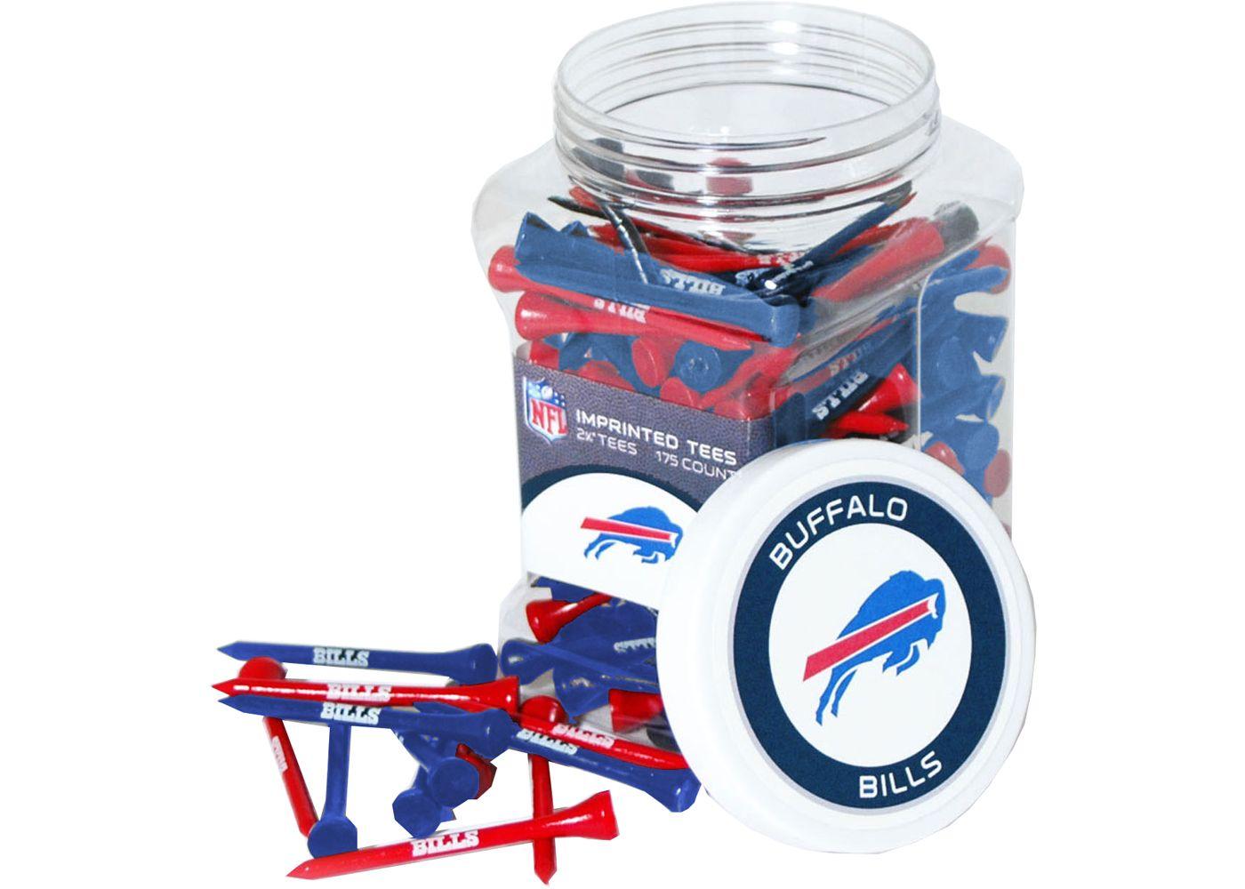 Team Golf Buffalo Bills Tee Jar - 175 Pack