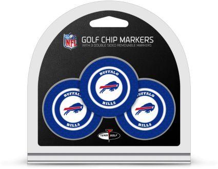 Team Golf Buffalo Bills Golf Chips - 3 Pack