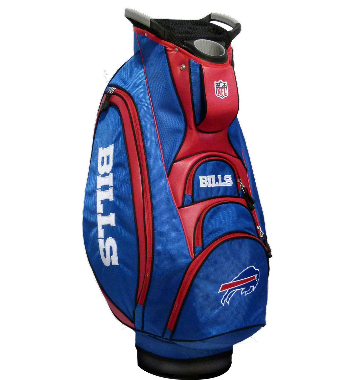 Team Golf Victory Buffalo Bills Cart Bag