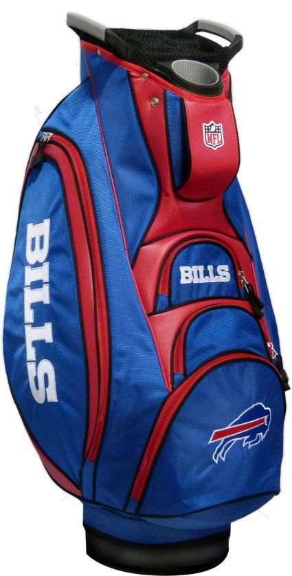 Team Golf Victory Buffalo Bills Cart Bag
