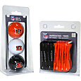 Team Golf Cincinnati Bengals 3 Ball/50 Tee Combo Gift Pack