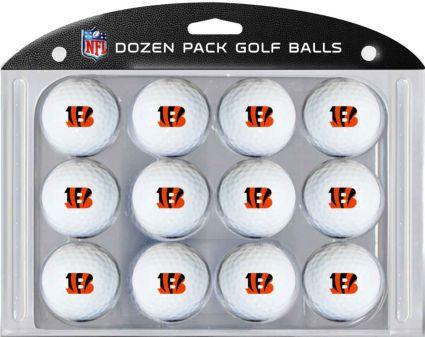 Team Golf Cincinnati Bengals Golf Balls