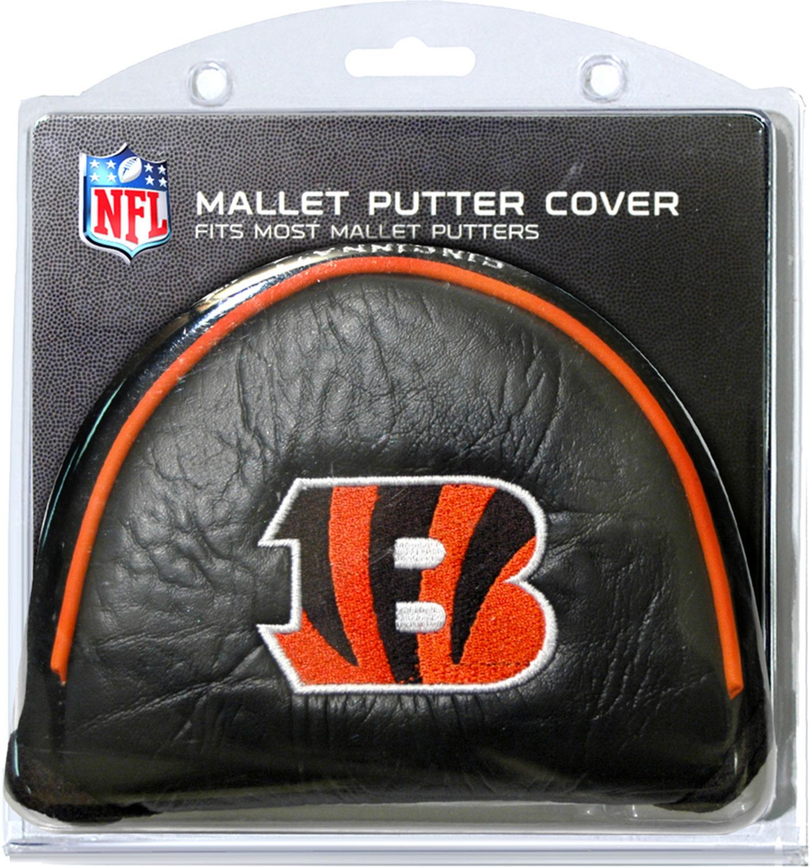 Team Golf Cincinnati Bengals Mallet Putter Cover