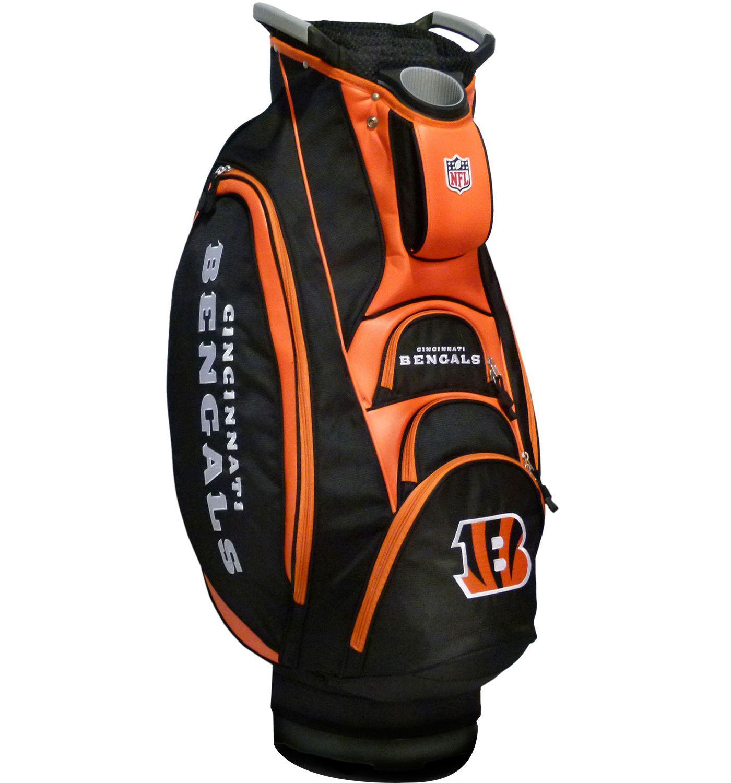 Team Golf Victory Cincinnati Bengals Cart Bag