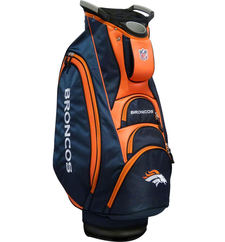 Team Golf Victory Denver Broncos Cart Bag