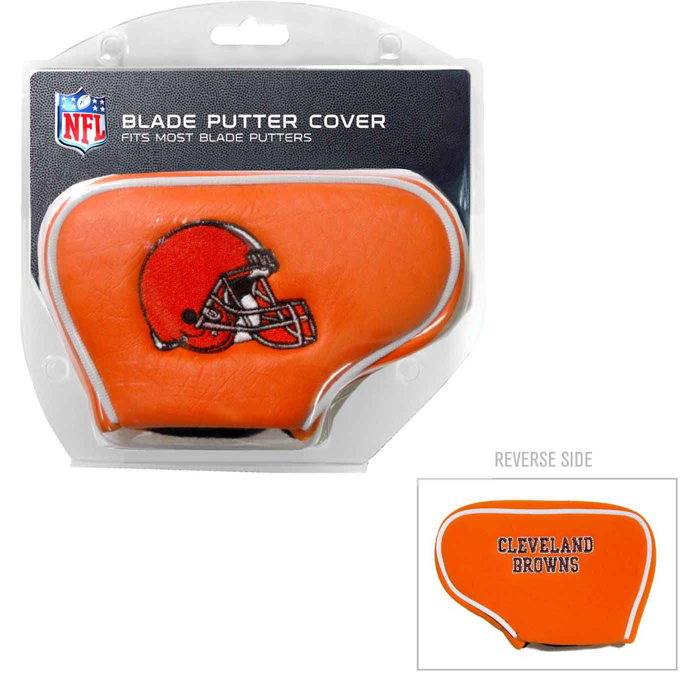 Team Golf Cleveland Browns Blade Putter Cover