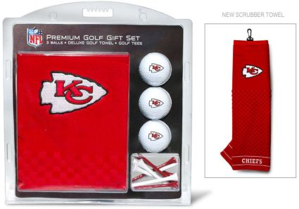 Team Golf Kansas City Chiefs Embroidered Towel Gift Set