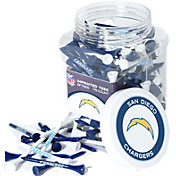 Team Golf San Diego Chargers 175 Count Golf Tee Jar