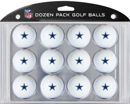Team Golf Dallas Cowboys Golf Balls