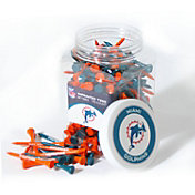 Team Golf Miami Dolphins Golf Tee Jar