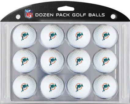 Team Golf Miami Dolphins Golf Balls
