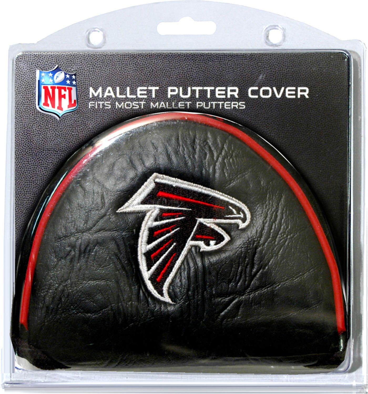 Team Golf Atlanta Falcons Mallet Putter Cover