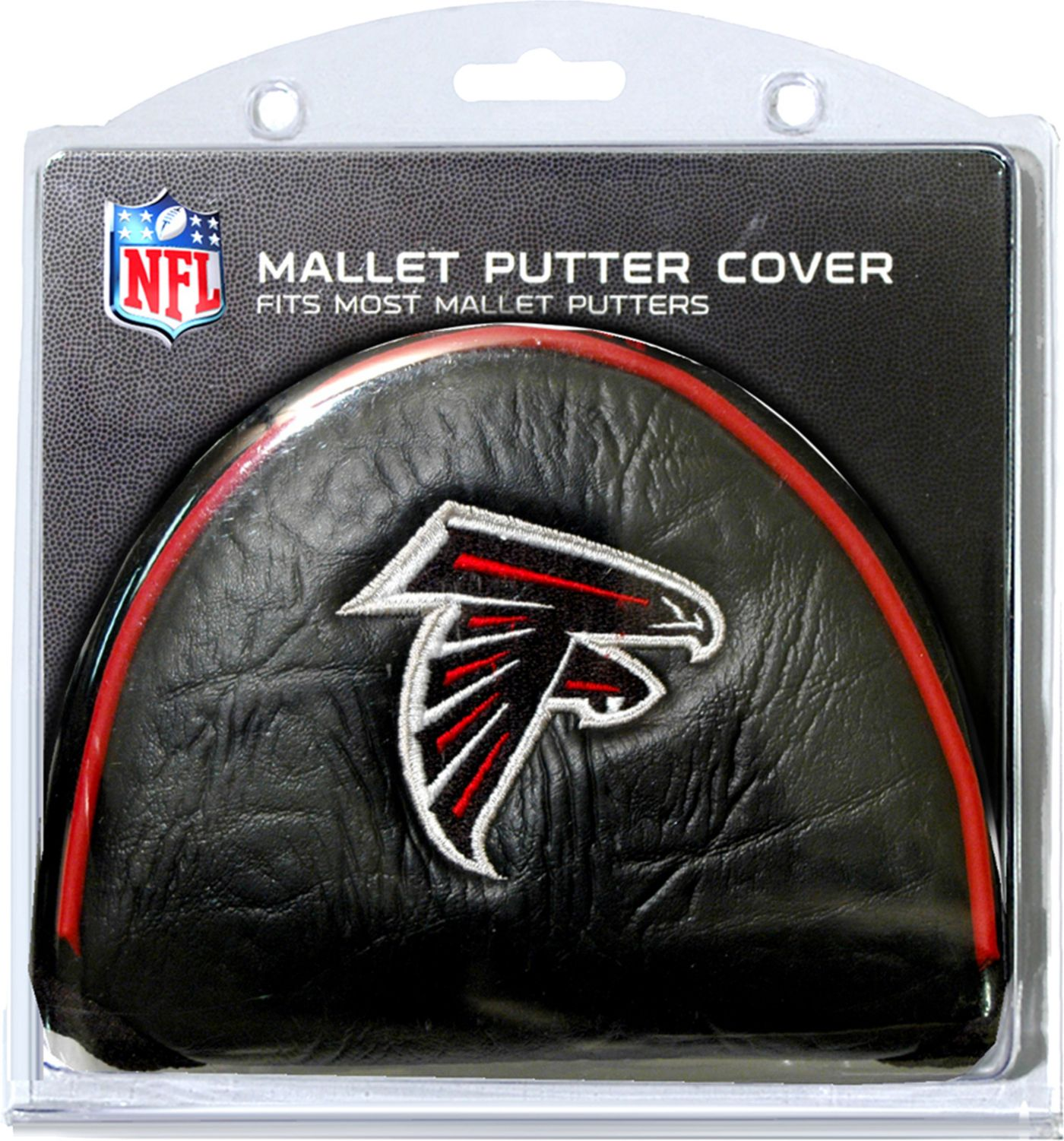 Team Golf Atlanta Falcons Mallet Putter Cover