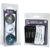 Team Golf Philadelphia Eagles 3 Ball/50 Tee Combo Gift Pack