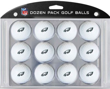 Team Golf Philadelphia Eagles Golf Balls