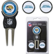 Team Golf Jacksonville Jaguars Divot Tool and Marker Set